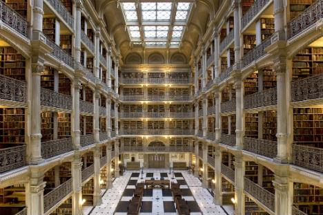 amazing-libraries-george-peabody-baltimore