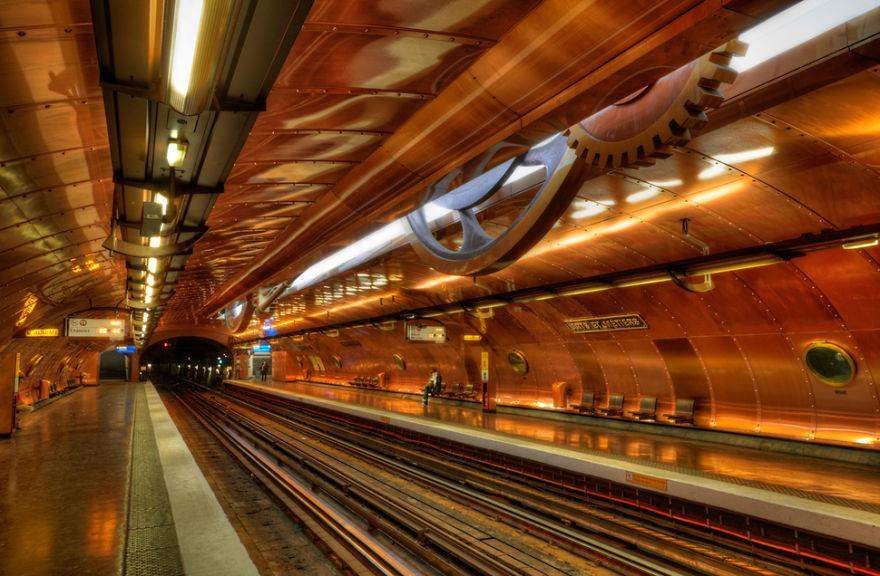 arts et metiers metro paris