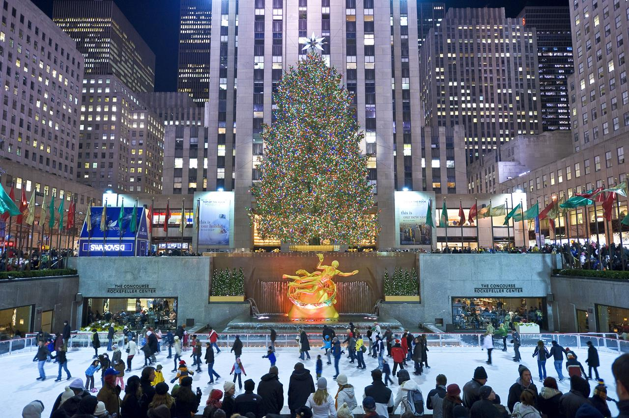 Christmas at Rockefeller Center, 2008