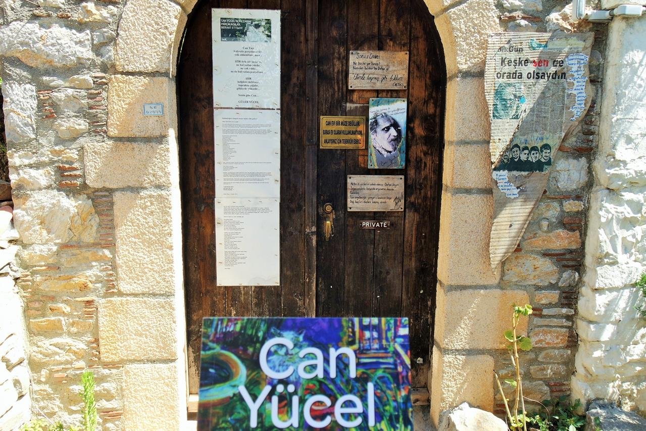 Can Yücel'in Evi