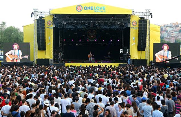 one love festival istanbul