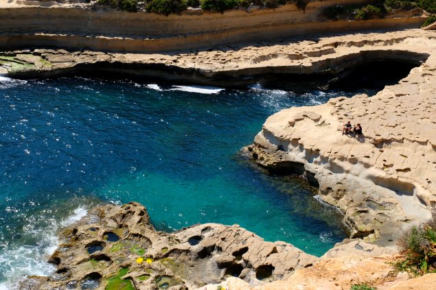 St Peter's Pool Malta