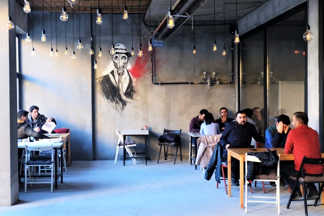 Craft Coffee 74 Kars