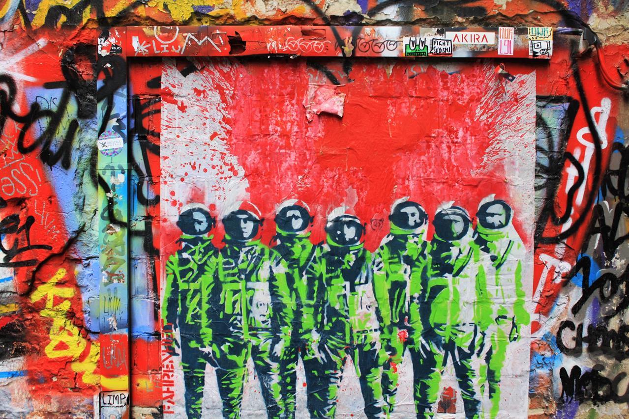 berlin sokak sanatı