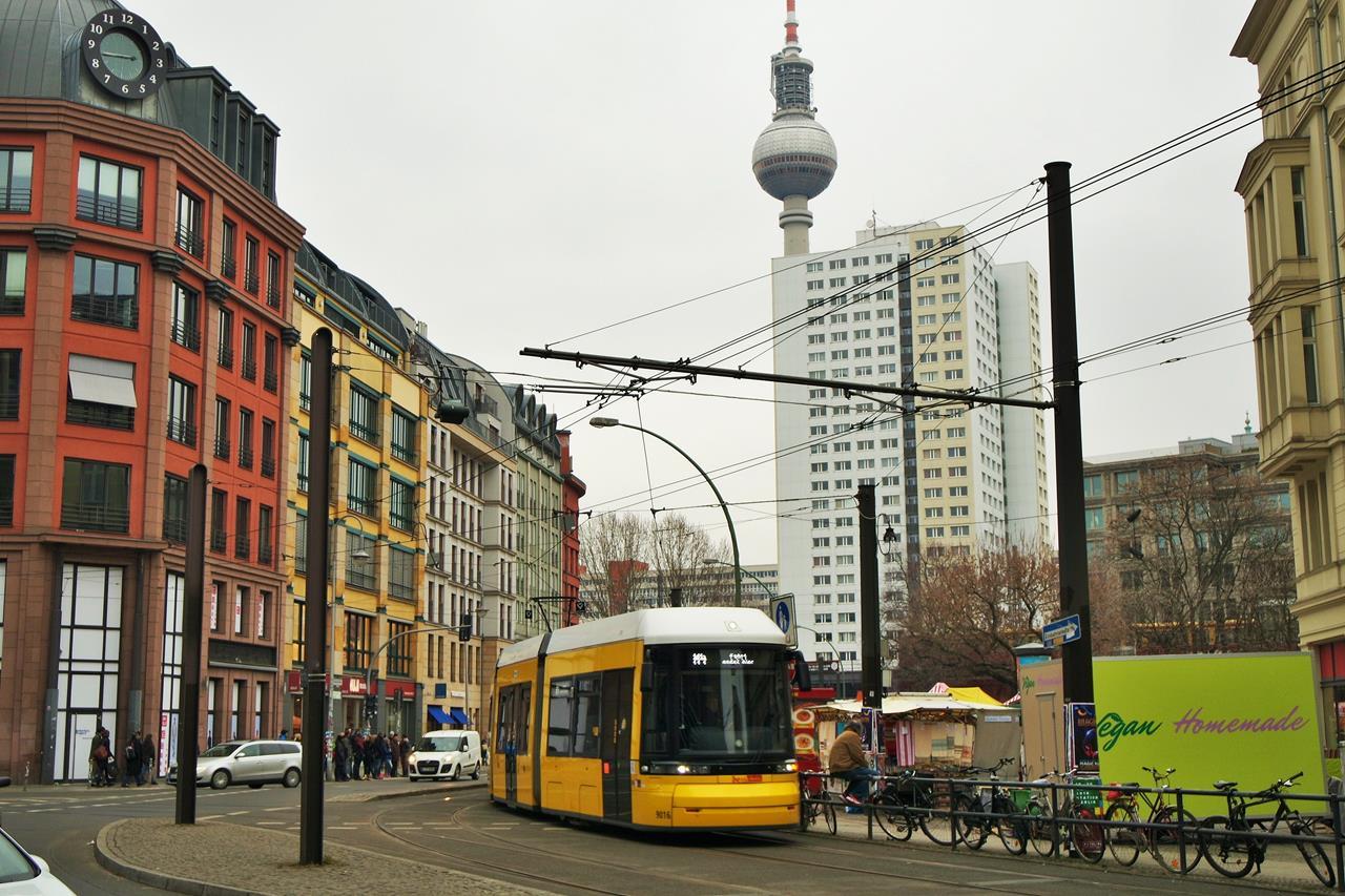 berlin televizyon kulesi