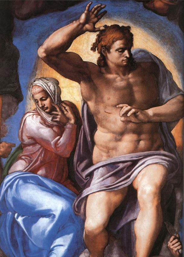 Michelangelo-Reproduction-Oil-Paintings-031