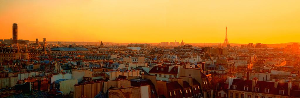 paris şehir