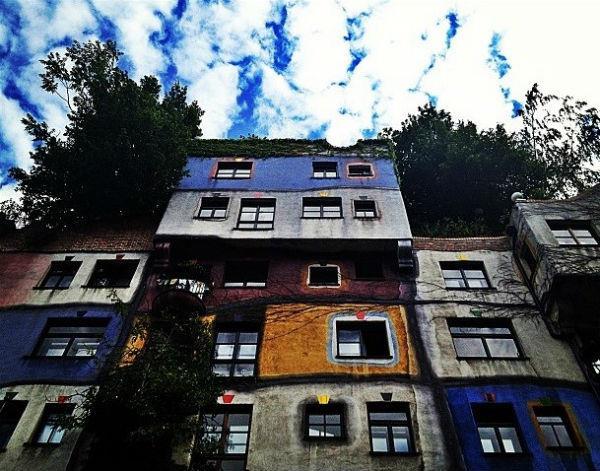 10-Hundertwasser-House-Viyana-Avusturya