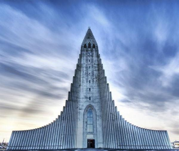 3-Reykjavik-Kilisesi-Reykjavik-Izlanda