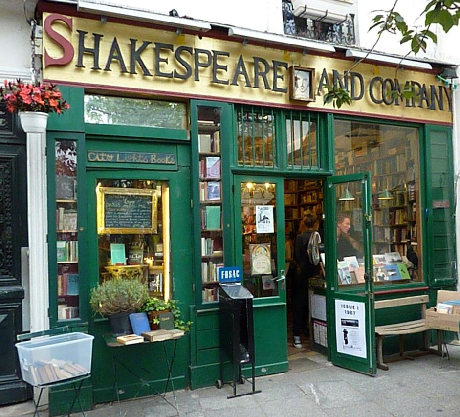 ShakespeareCoParis