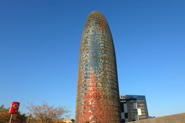 Torre Agbar