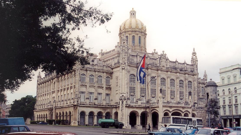 devrim müzesi küba