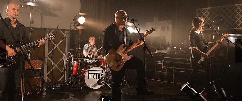 pixies konser