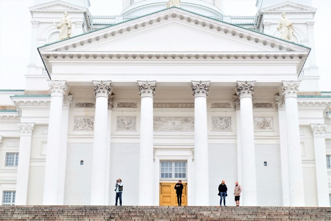 Helsinki Katedrali (1)