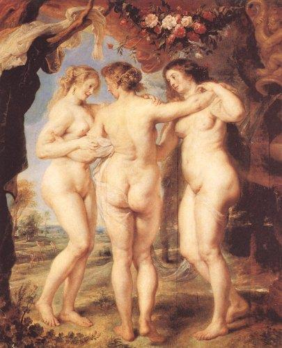 Peter-Paul-Rubens-The-Three-Graces-Oil-Painting