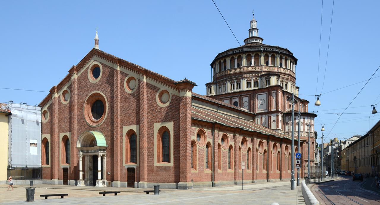 Santa_Maria_delle_Grazie_Milan_2013