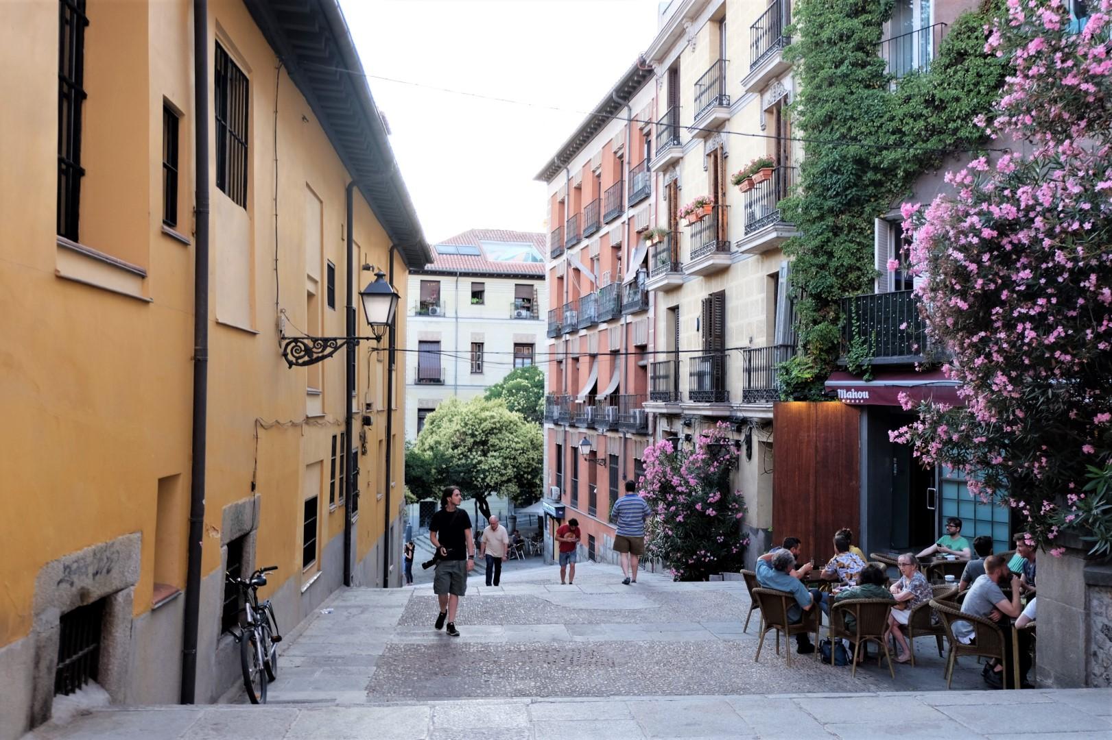 Madrid Gezisi