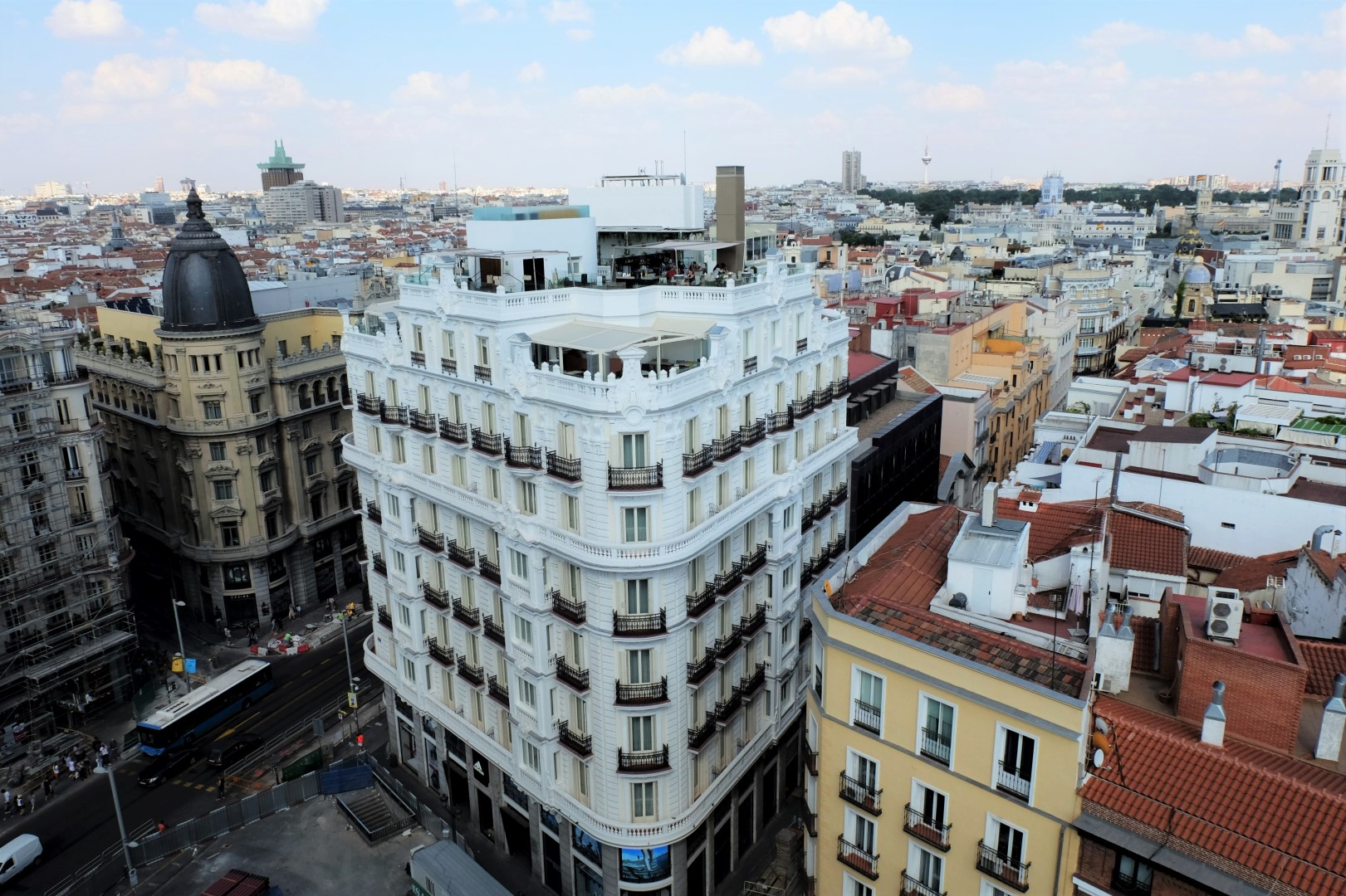 Madrid Ulaşım