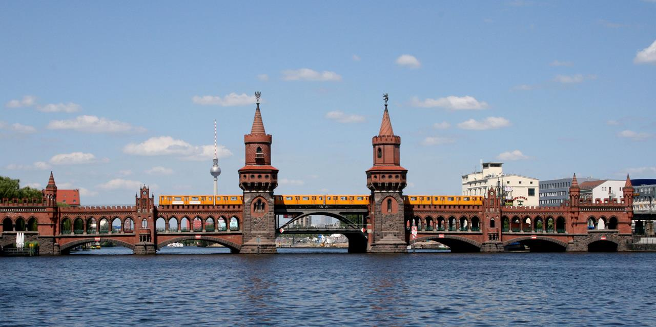 berlin bridges