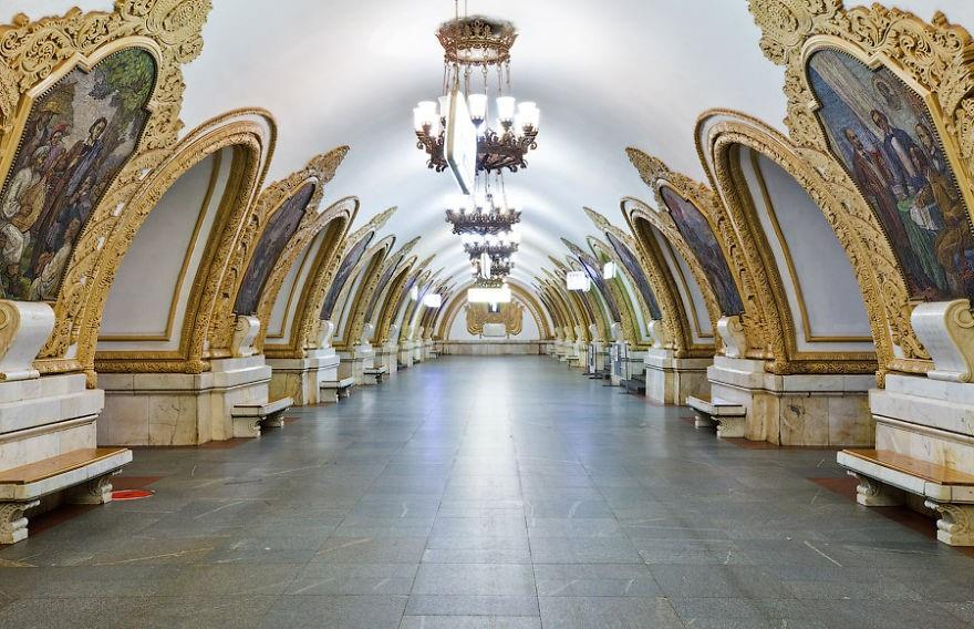 best metro stations in the world