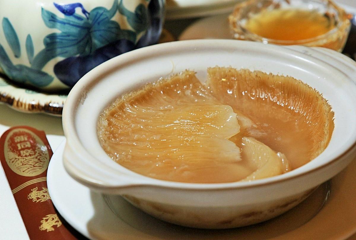 köpek balığı çorbası