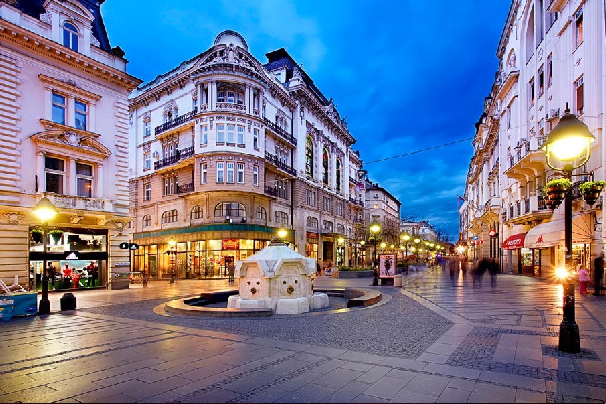 Knez-Mihailova-Street
