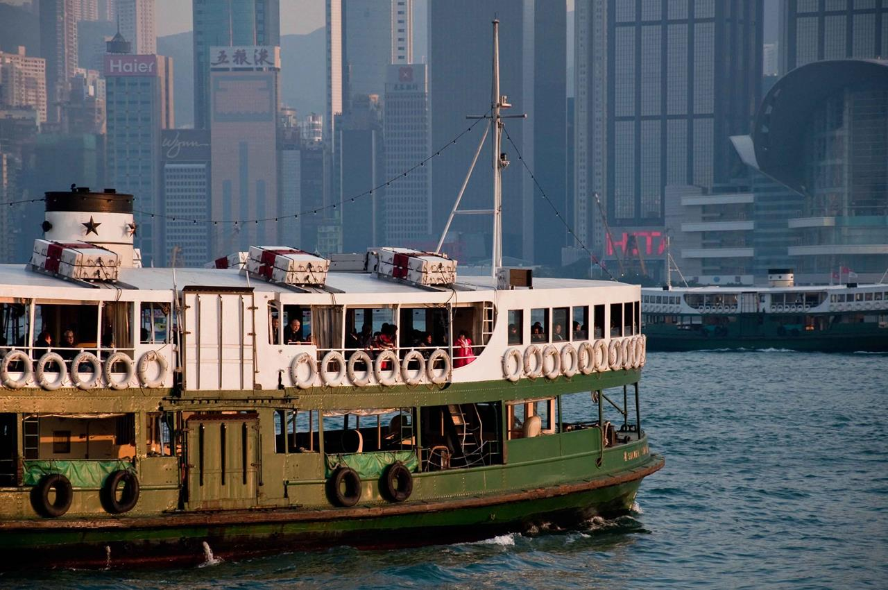 Star ferry hongkong