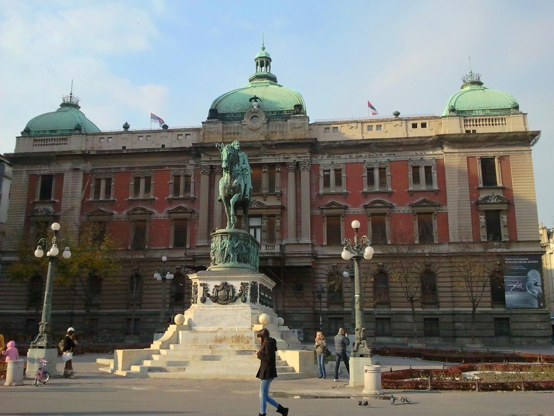 belgrade ulusal müzesi