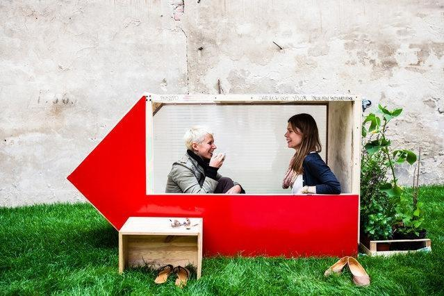 airbnb 1sqm house