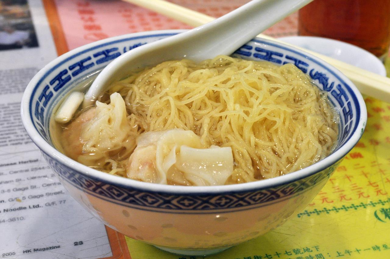 mak's noodle hong kong