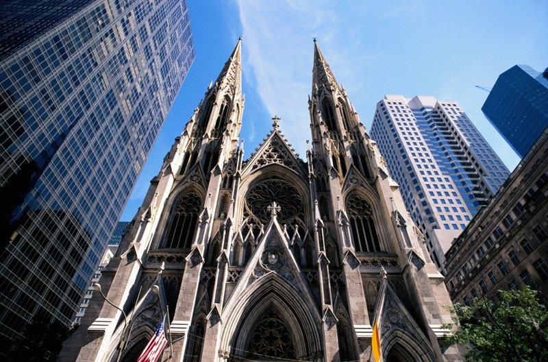 st patricks church new york