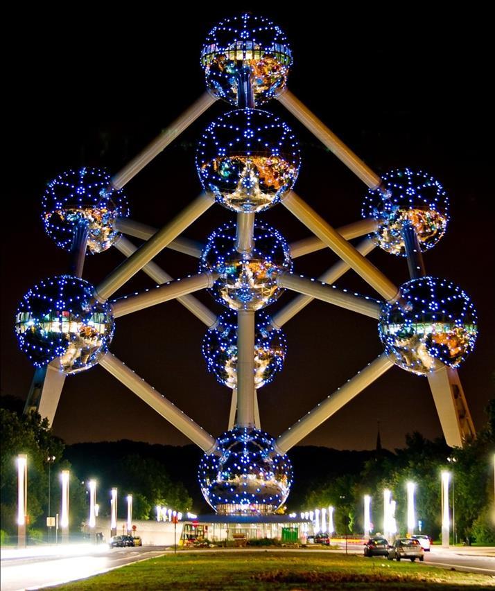 Atomium Brüksel