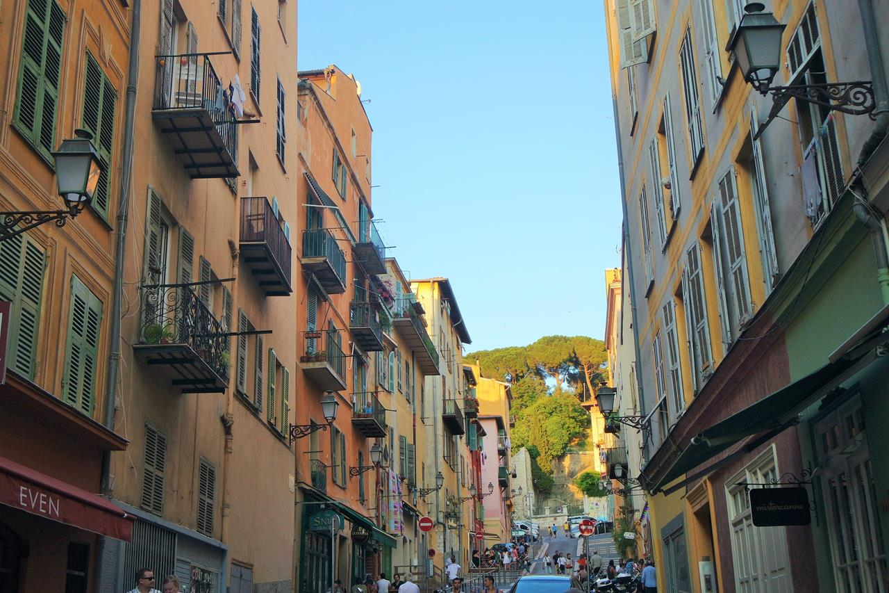 Nice Fransa