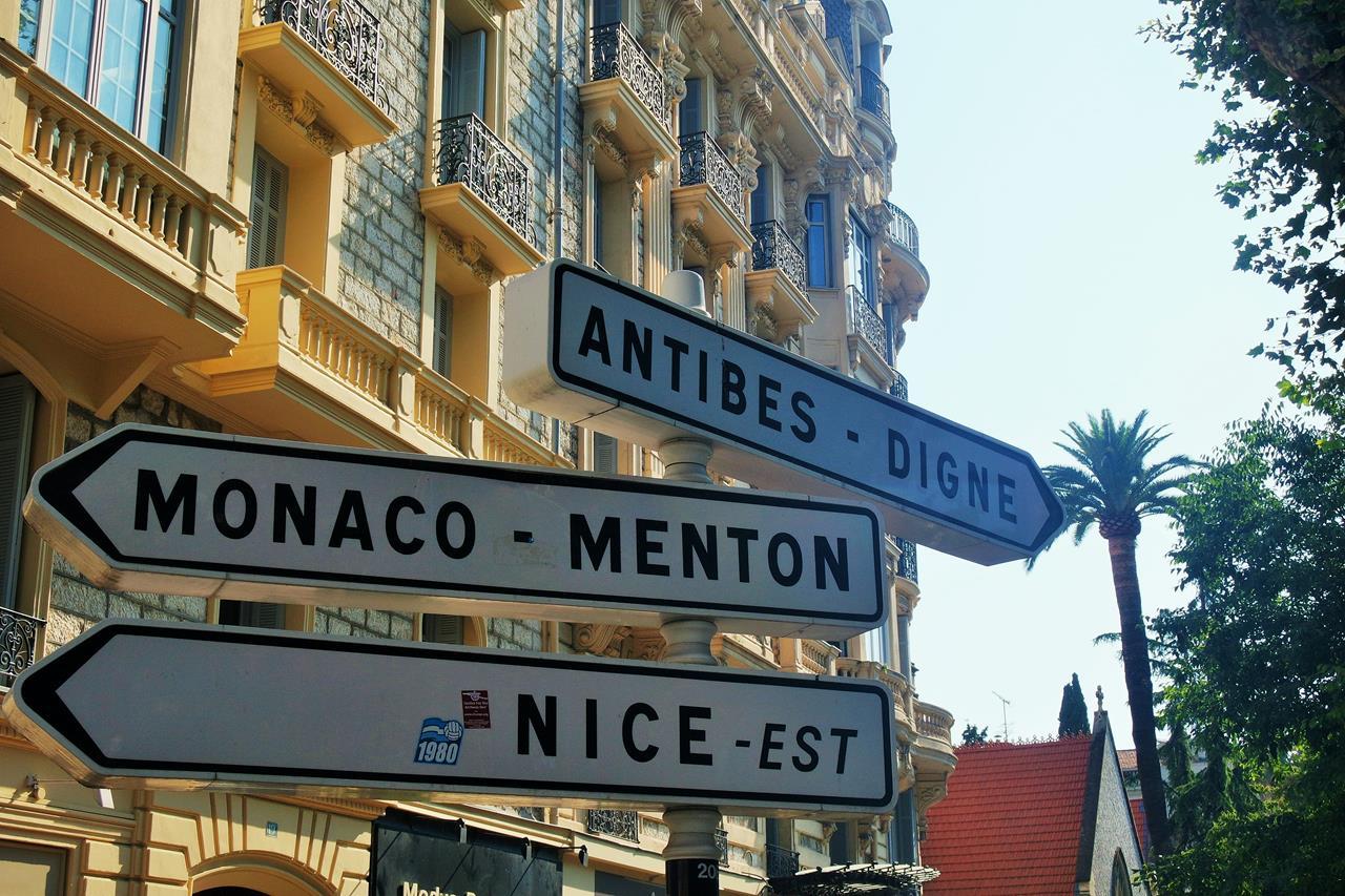 Nice Cannes Monaco