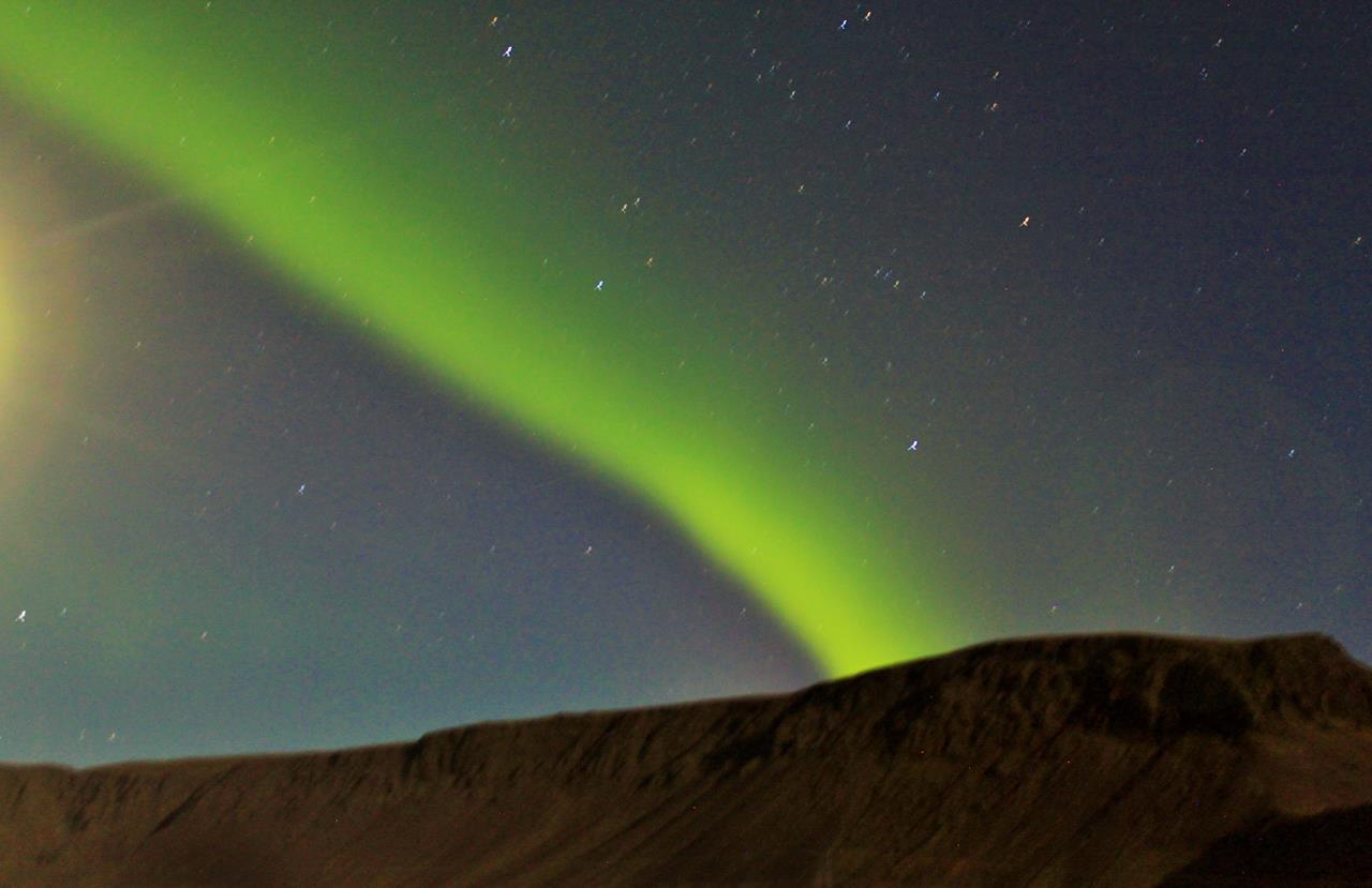 Kuzey Işıkları İzlanda