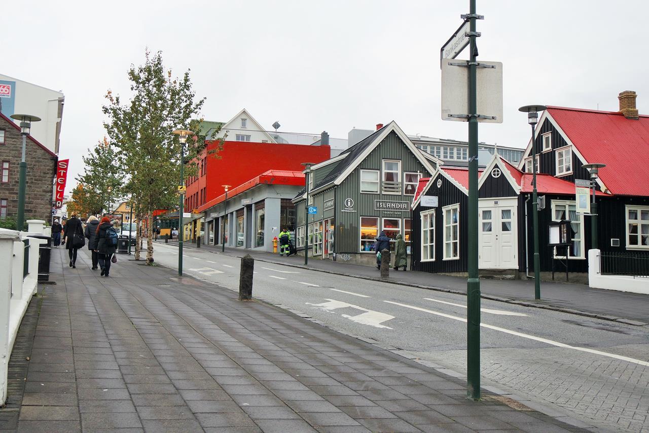 Reykjavik Gezisi