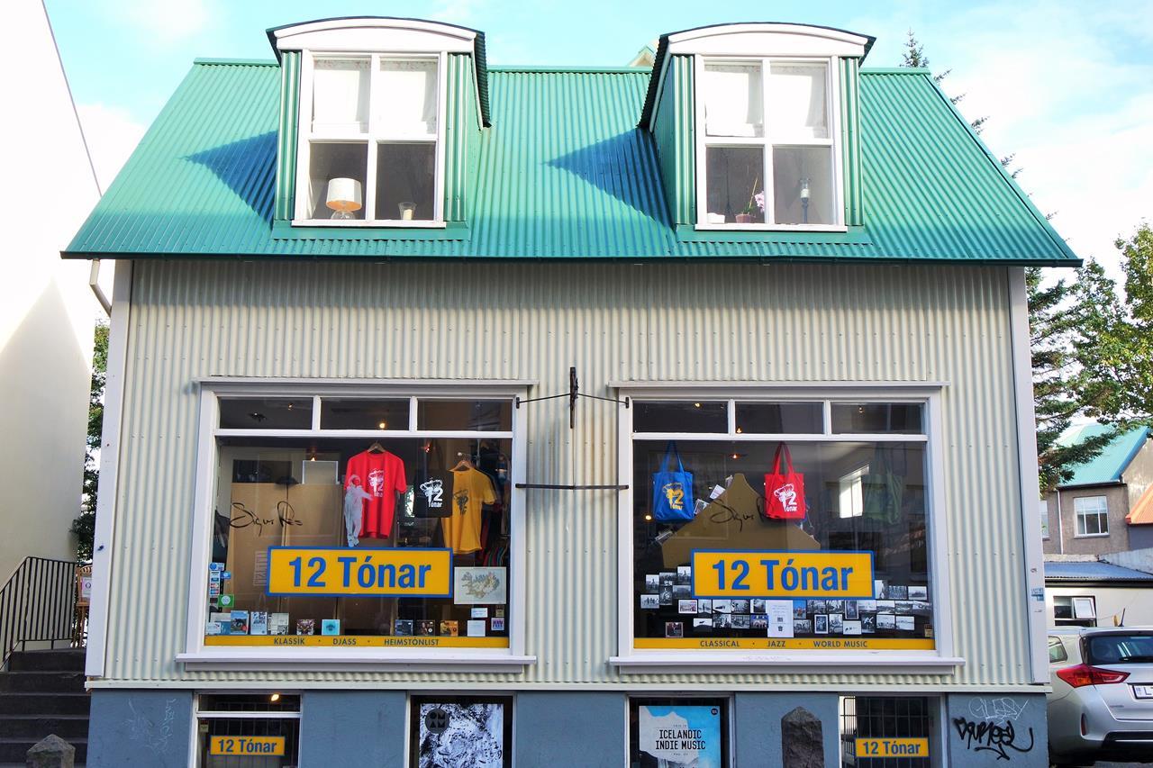 12 Tonar Reykjavik
