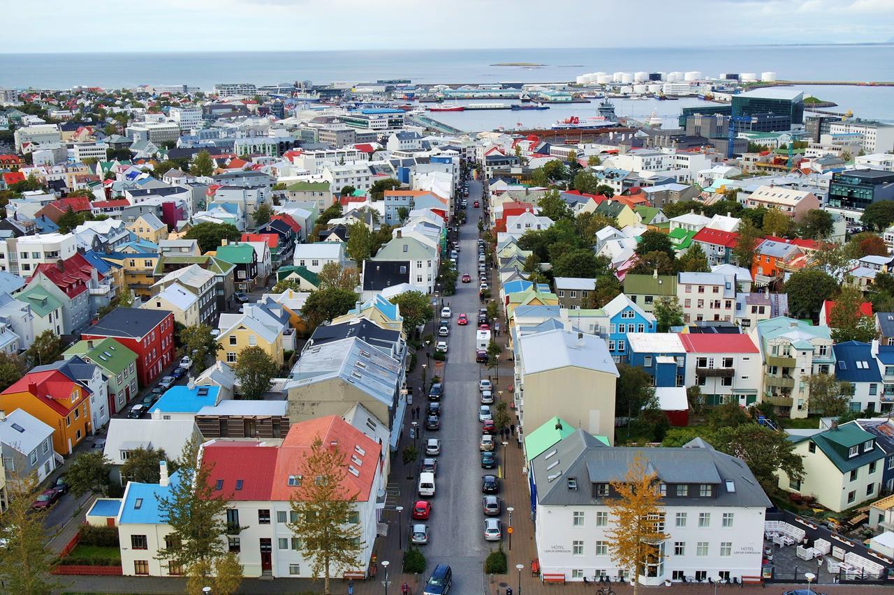 Reykjavik İzlanda