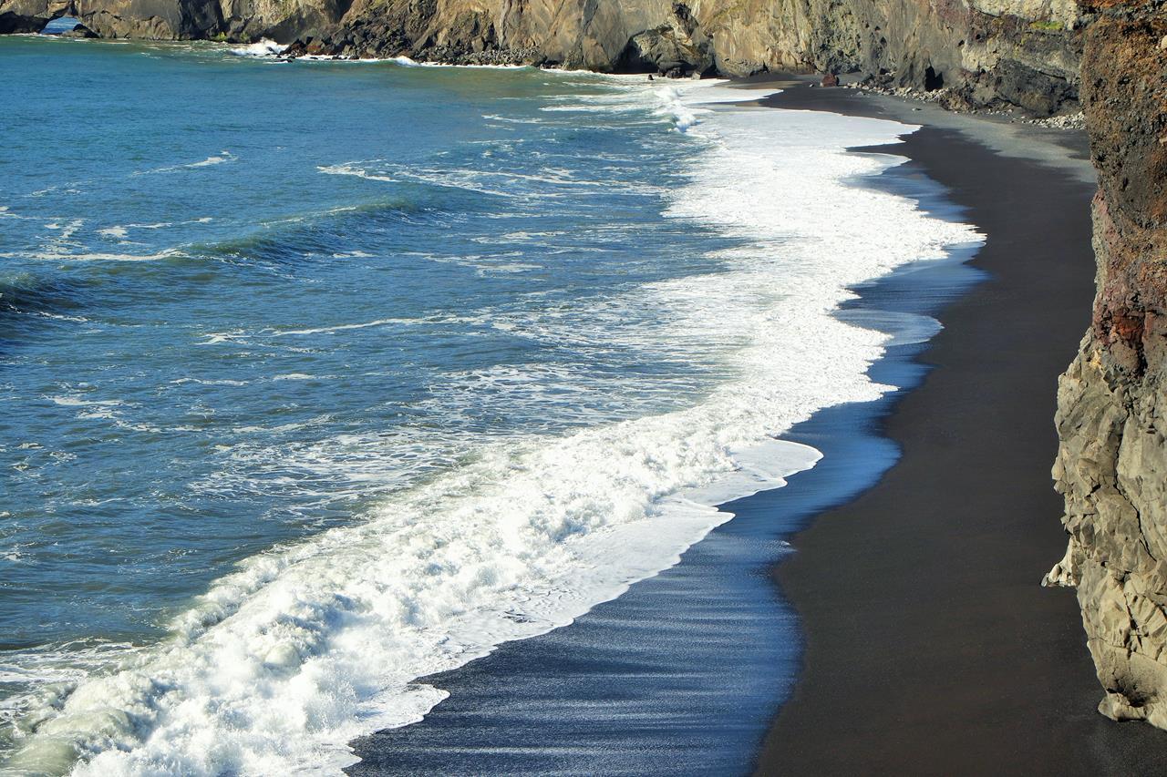 Siyah Kum Plajı