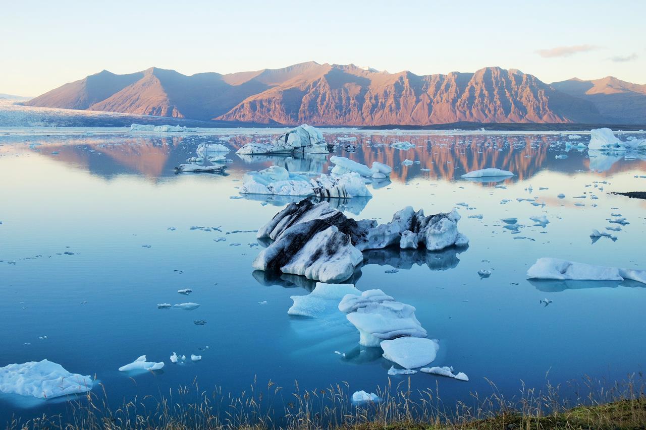Jökullsarlon İzlanda