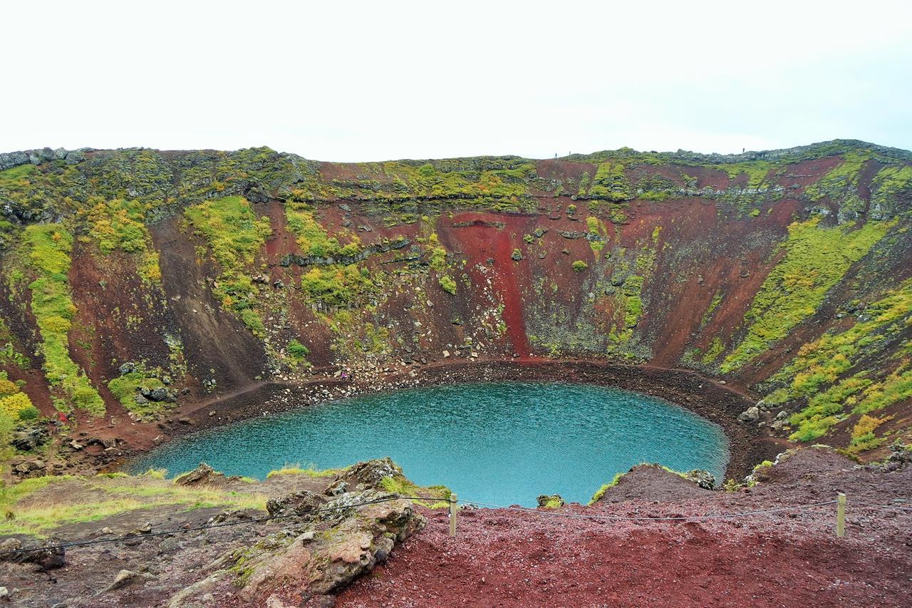 Kerid Krater Gölü