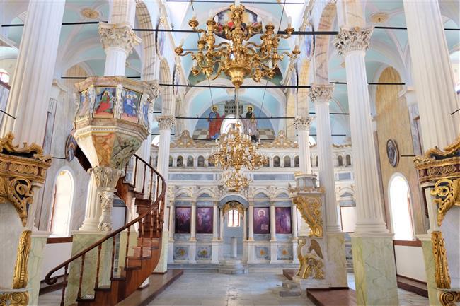 Taksiyarhis Kilisesi Ayvalık