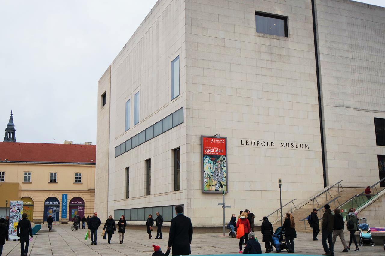 Leopold Museum Viyana