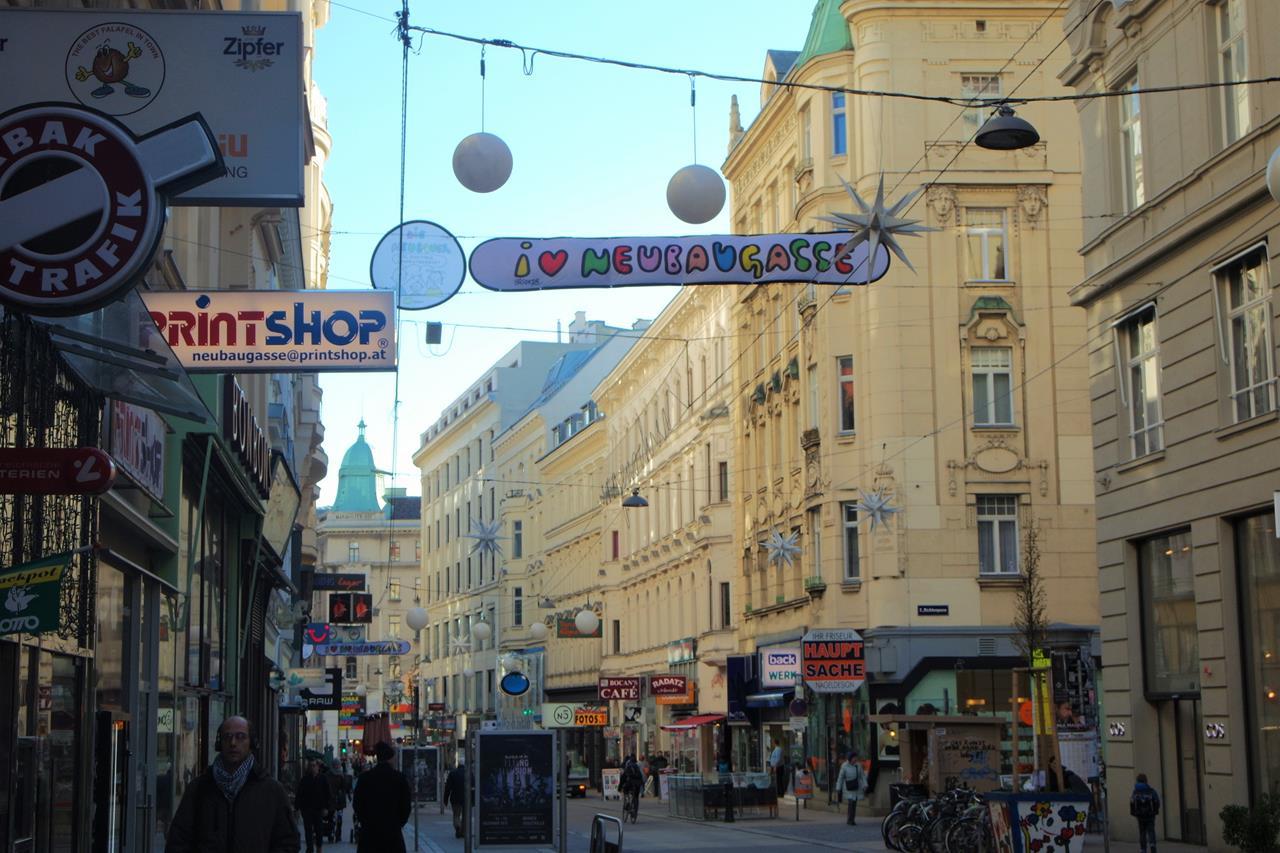 Neabaugasse Vienna