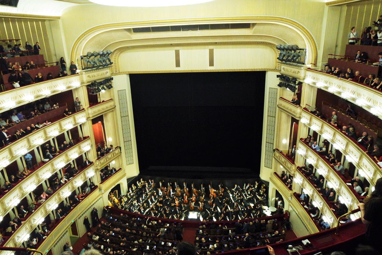 Viyana Devlet Operası