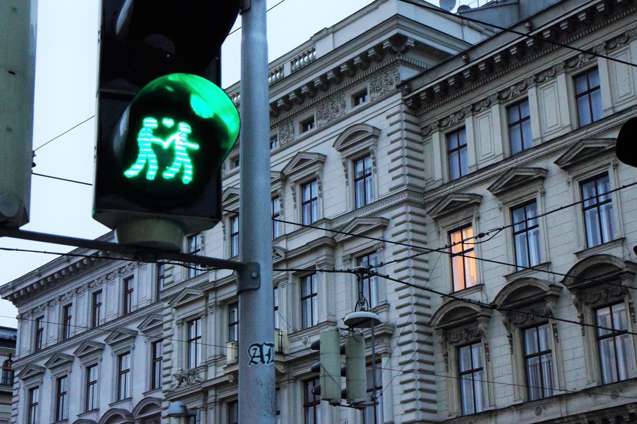 Viyana Trafik Işıkları