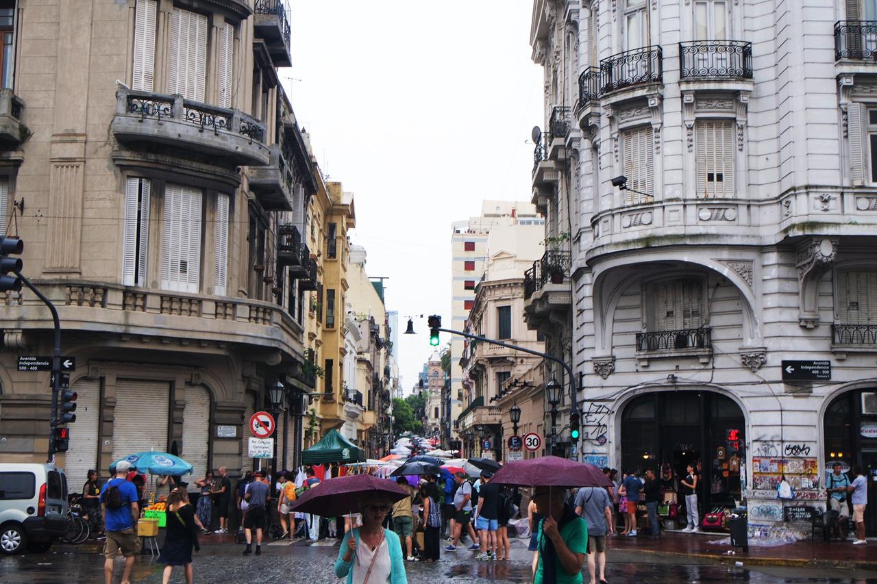 San telmo Buenos Aires Arjantin