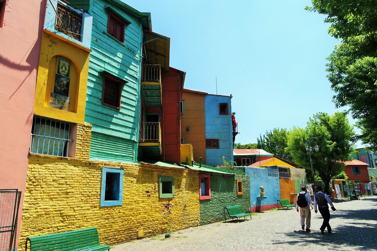 La Boca Buenos Aires Arjantin