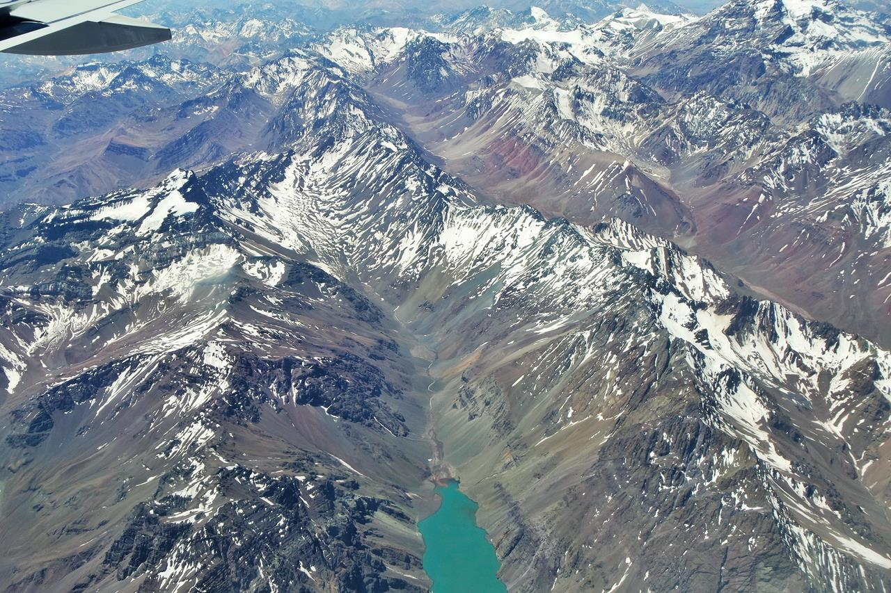 And Dağları Şili