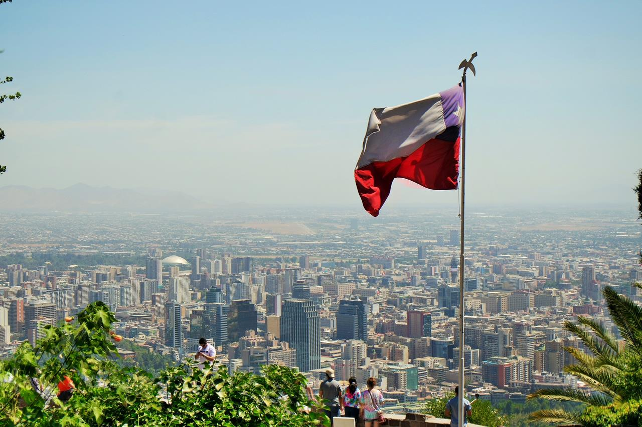 Santiago De Chile Şili